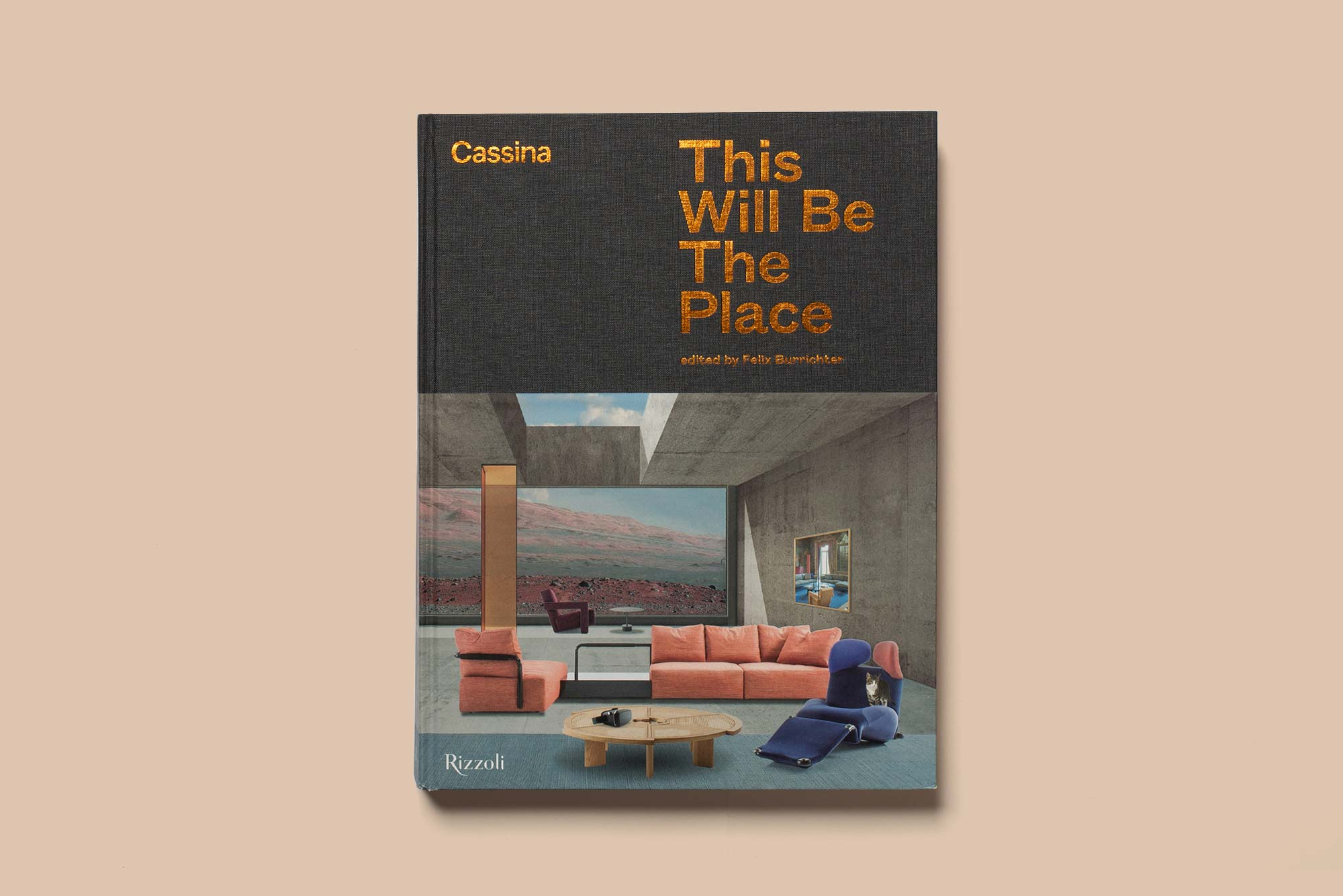 Giulia Dolci - Cassina - This Will Be The Place — Cover