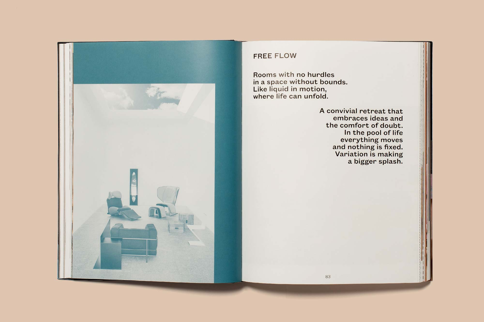 Giulia Dolci - Cassina - This Will Be The Place — Inner Pages