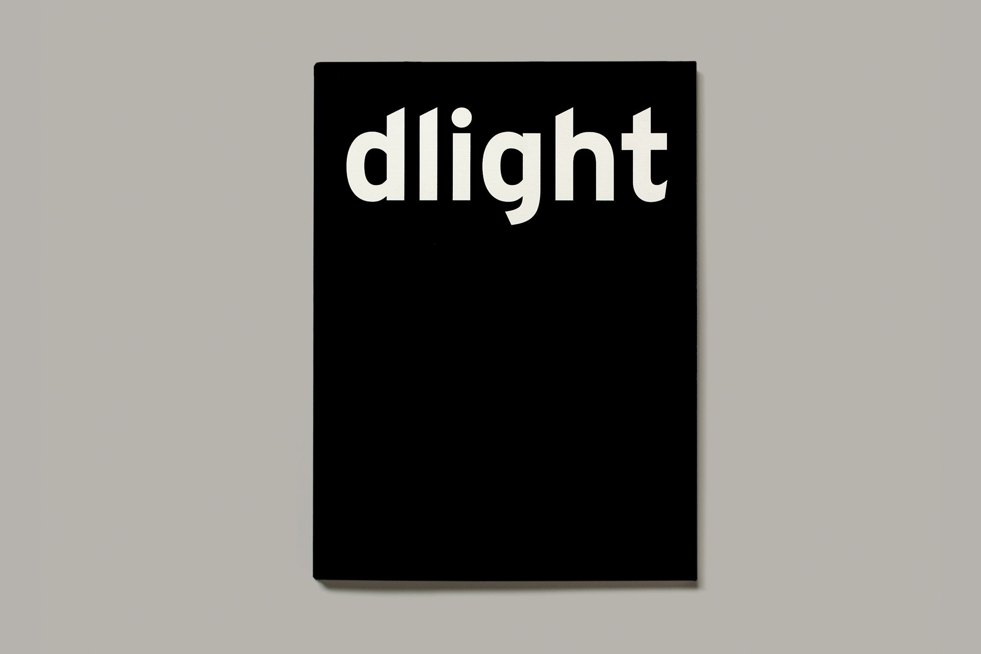 Giulia Dolci - Dlight Catalogue — Cover
