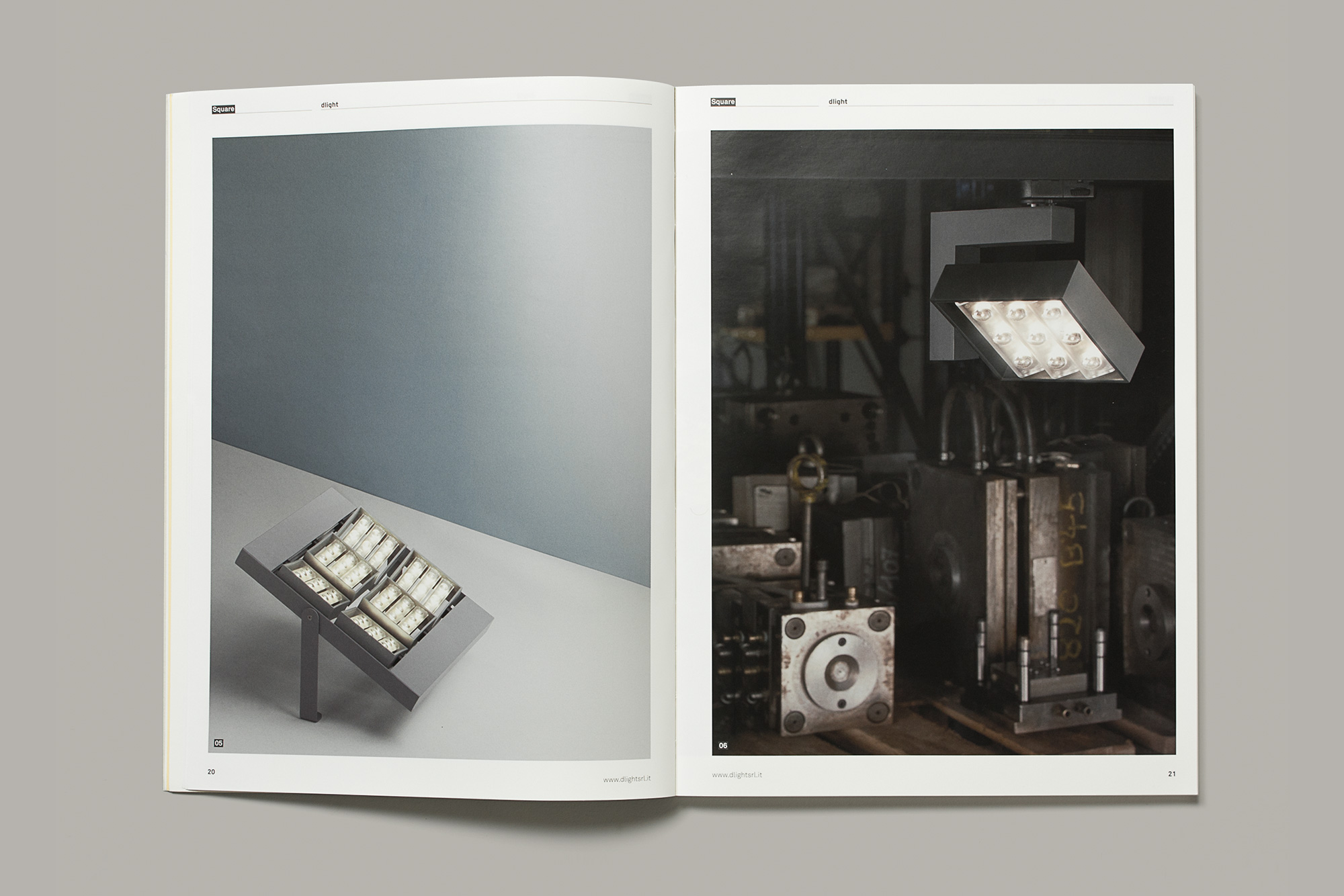 Giulia Dolci - Dlight Catalogue — Inner Pages
