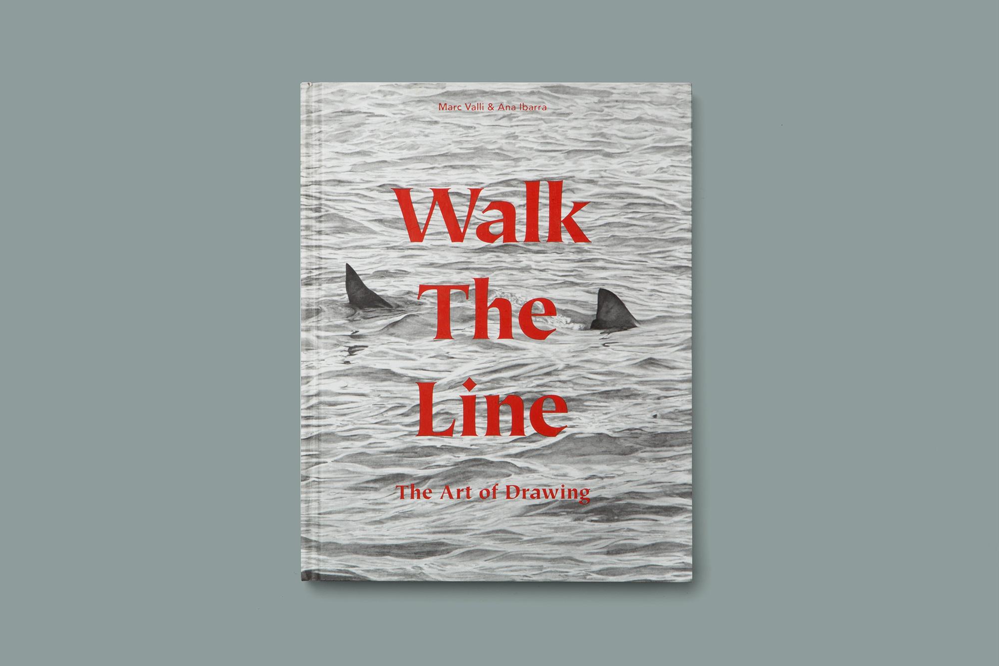 Giulia Dolci - Walk the Line book — Cover