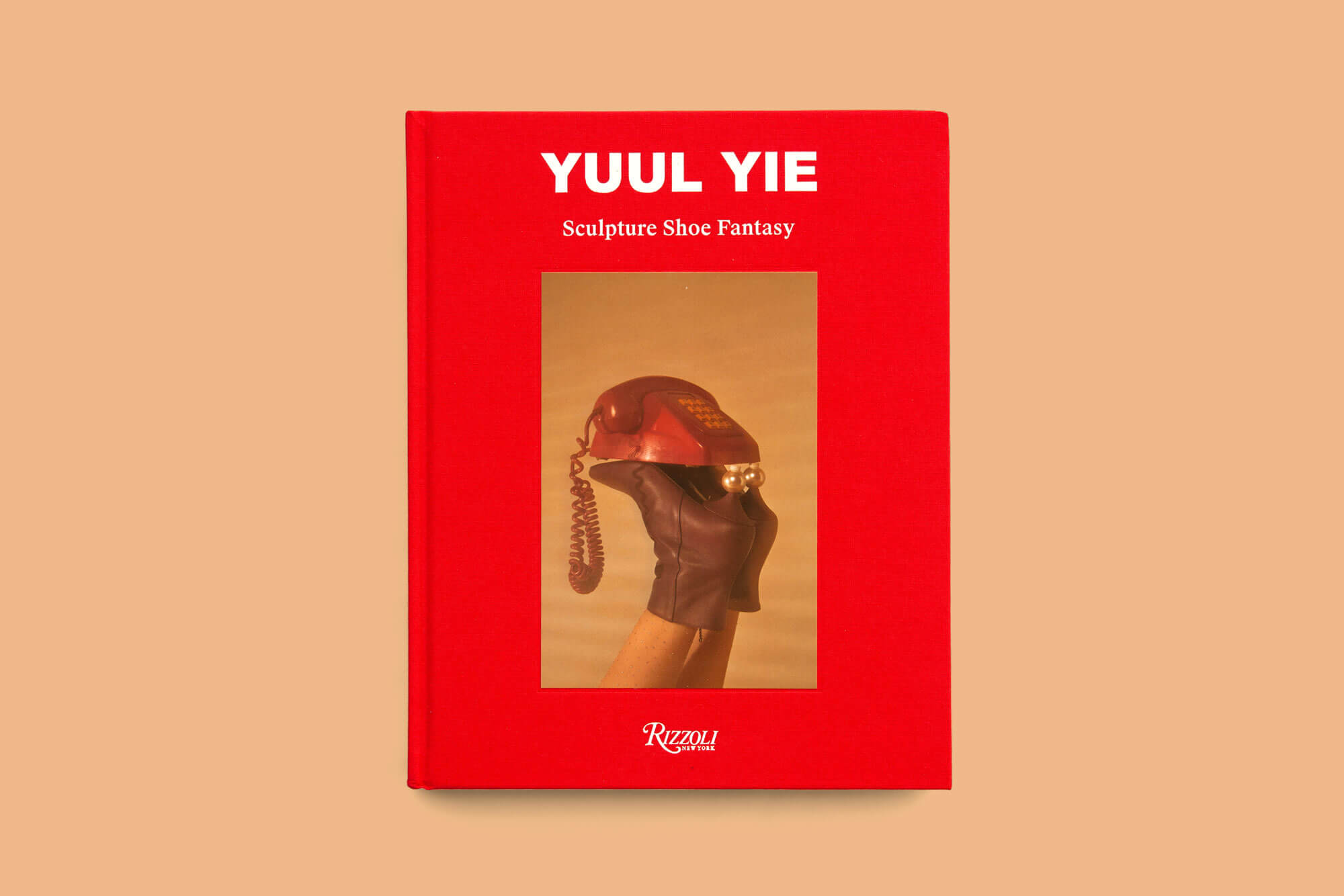 YUUL YIE Sculpture Shoe Fantasy — Cover